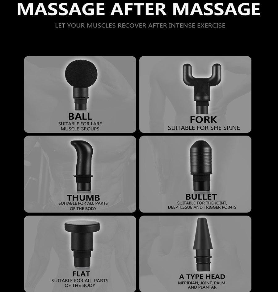 Massage Gun XB-1904
