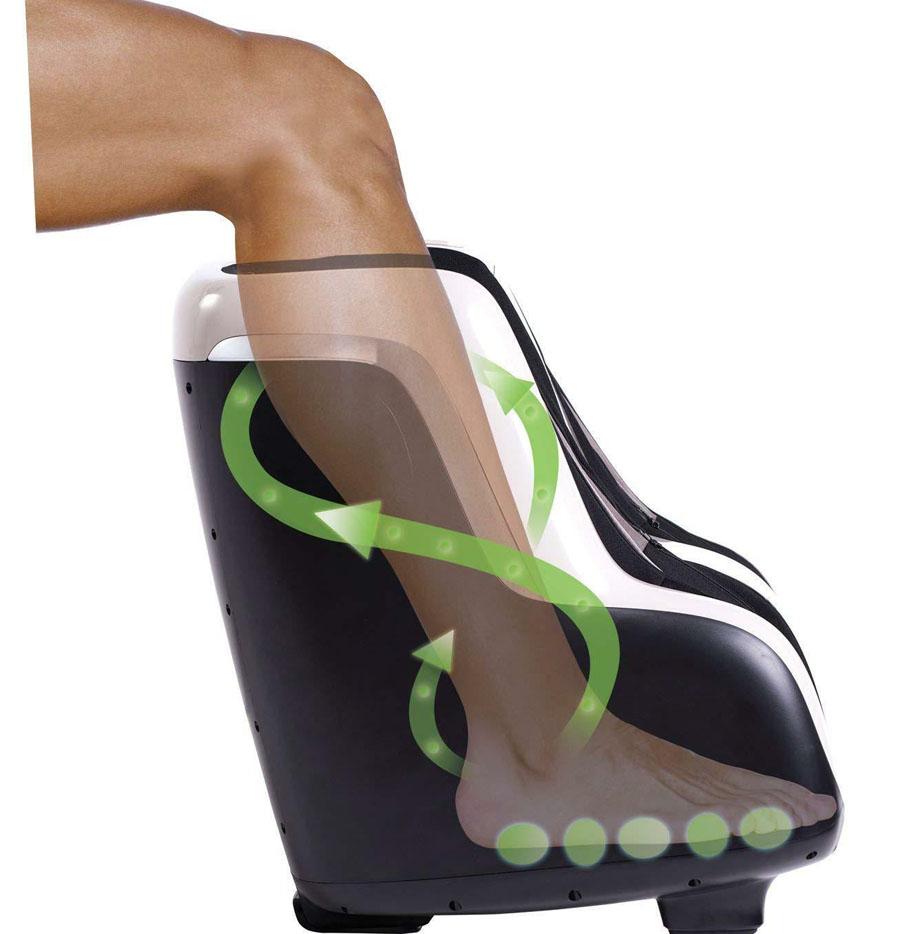 NEW FOOT MASSAGER