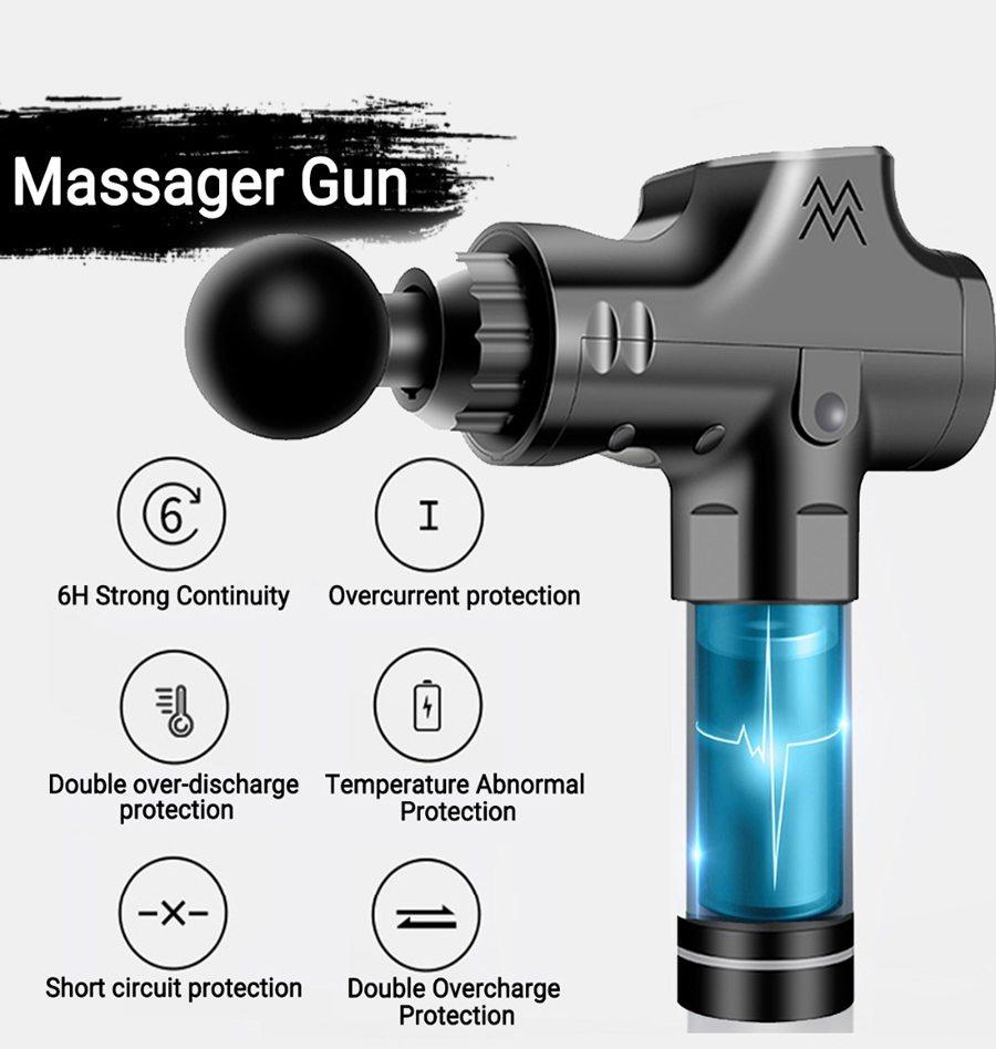 Massage Gun XB-8027